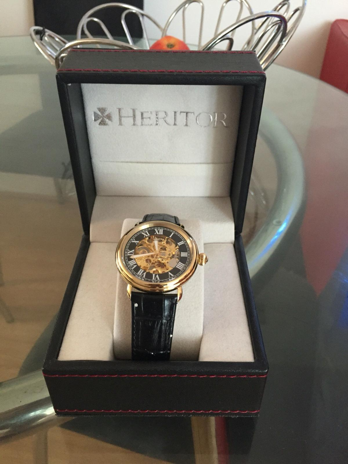 b63f29bf0 Heritor watch in GU1 Guildford for £60.00 for sale - Shpock