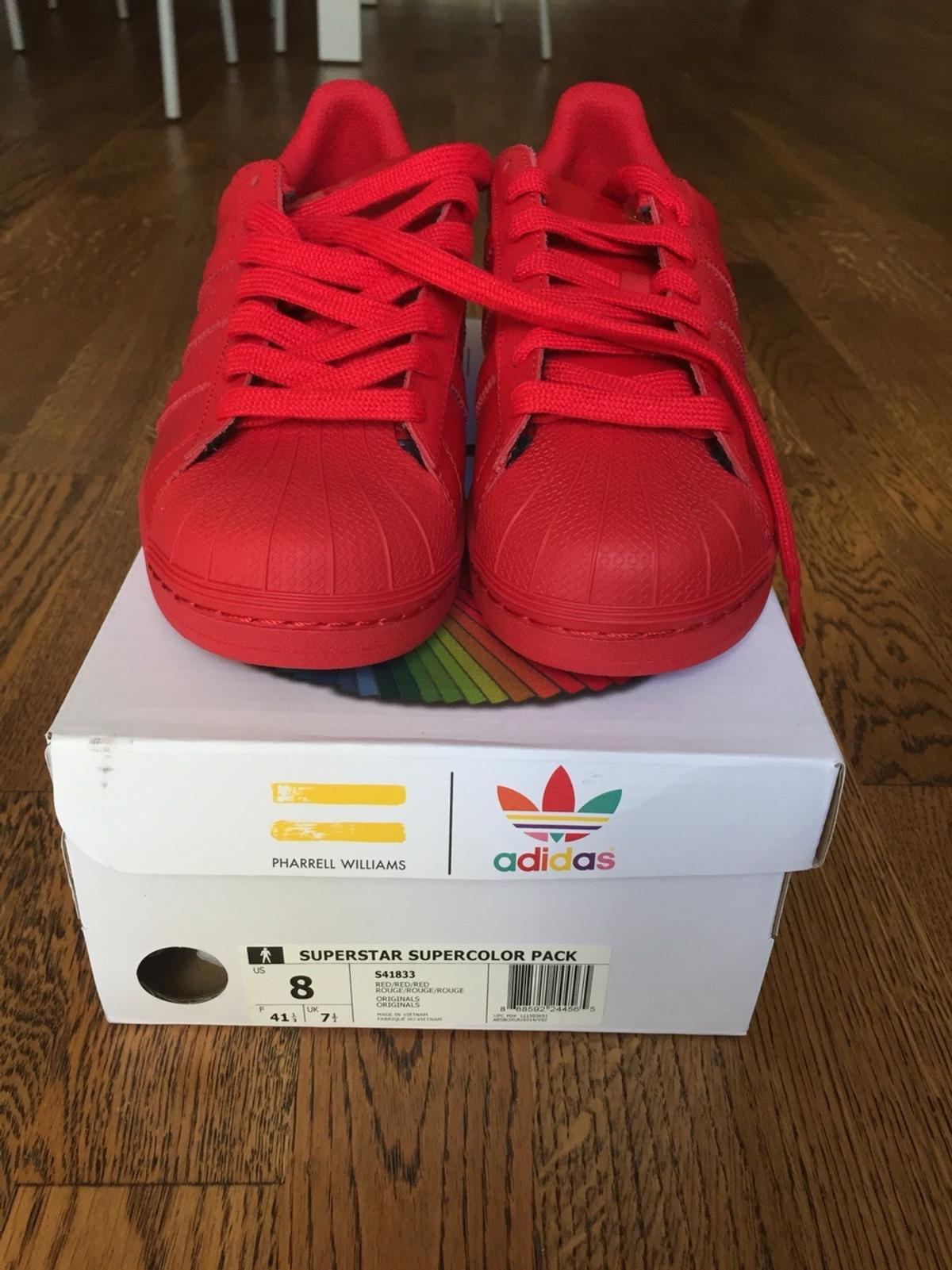 mieux aimé 2b6ad eccbe Adidas Superstar supercolor Pharrell Williams in 48121 ...