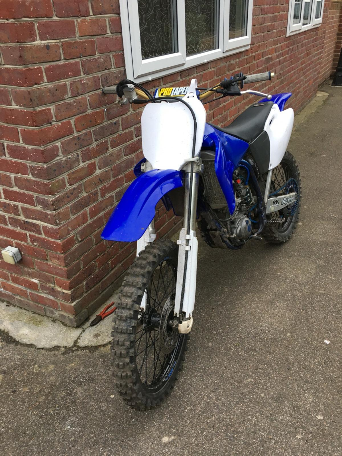 Yamaha Yzf 250 2002 in SS14 Basildon for £1,500 00 for sale - Shpock