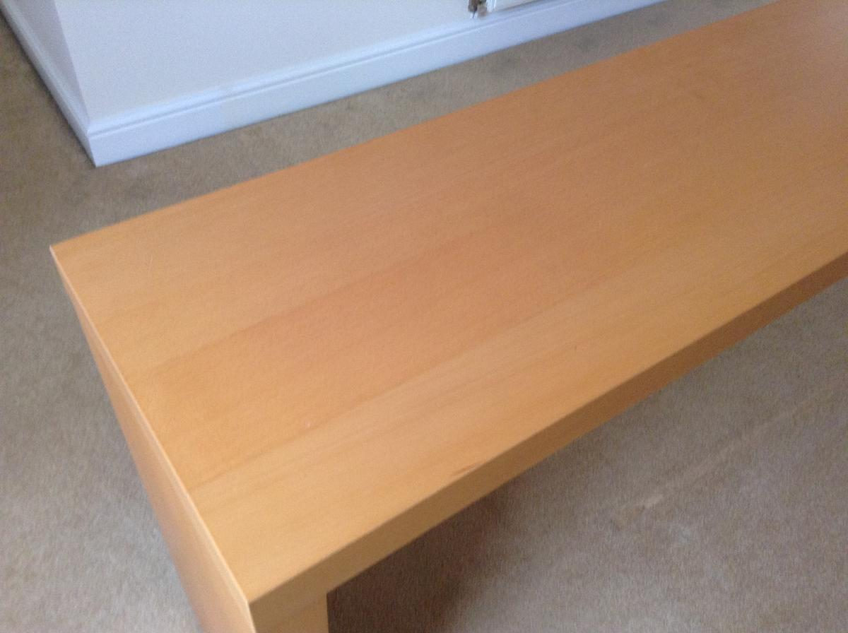 Pleasant Ikea Malm Over Bed Table In S75 Dodworth For 20 00 For Download Free Architecture Designs Remcamadebymaigaardcom