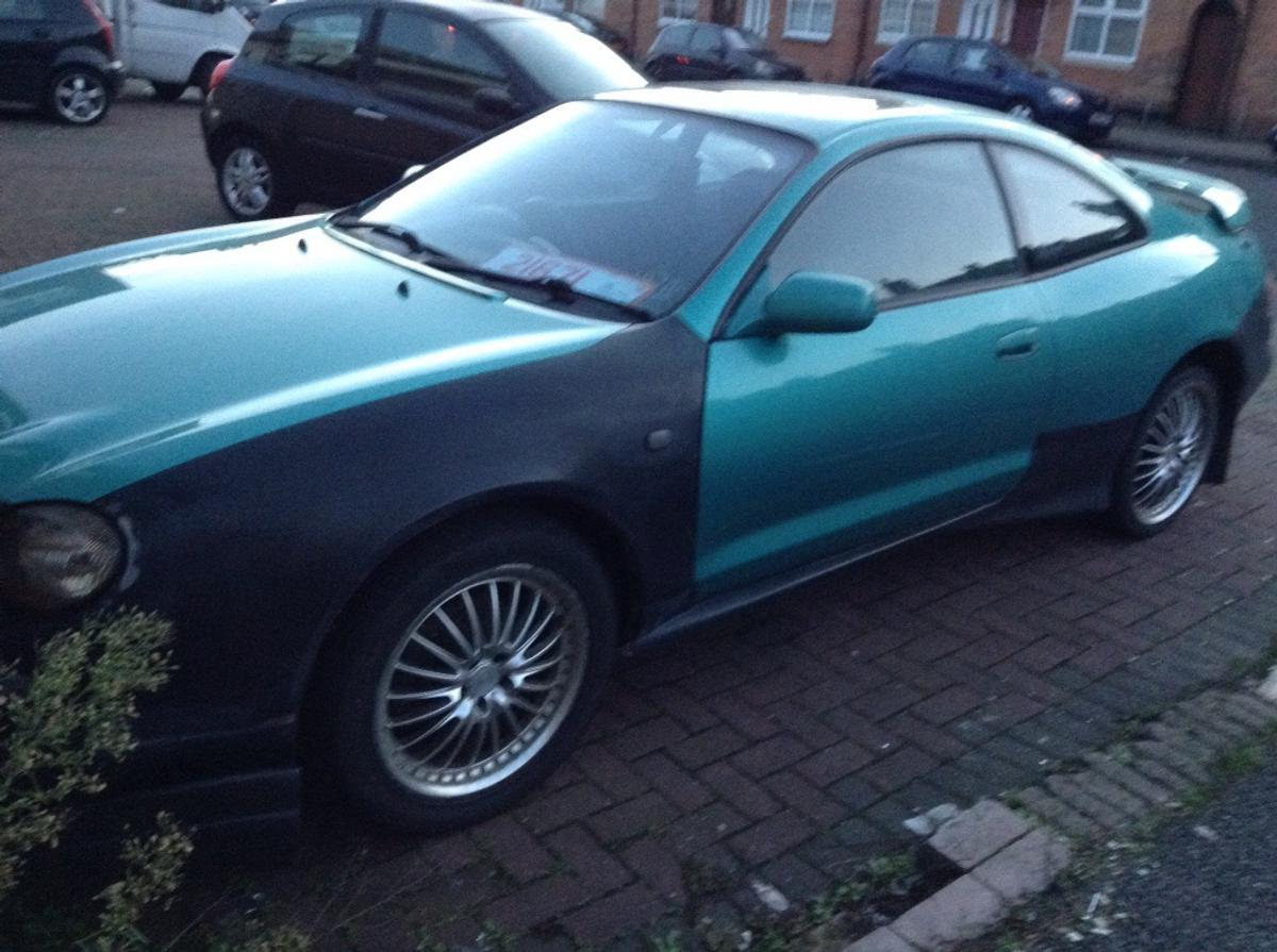 Toyota celica Gt in B11 Birmingham for £350 00 for sale - Shpock