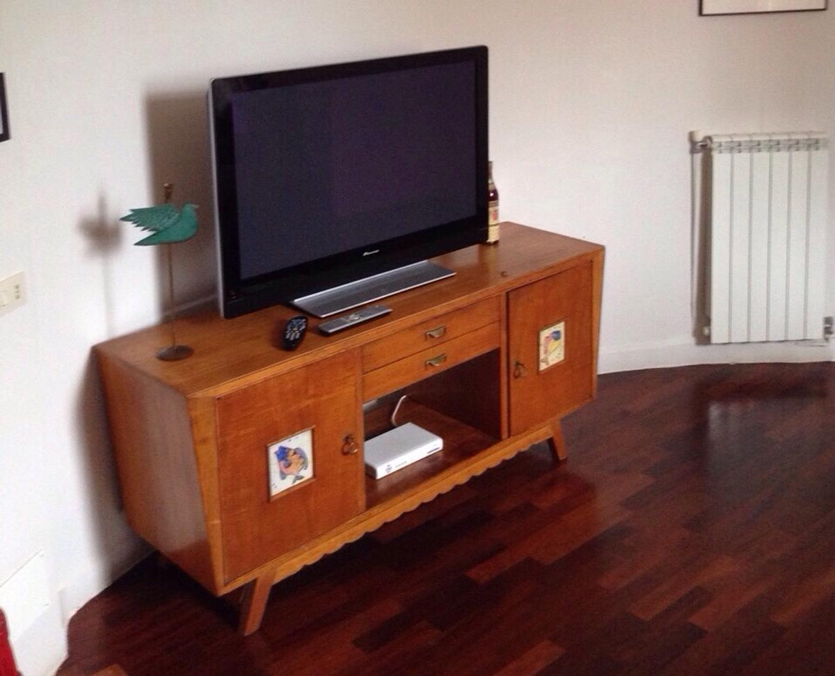 Buffet vintage anni 60 mobile TV