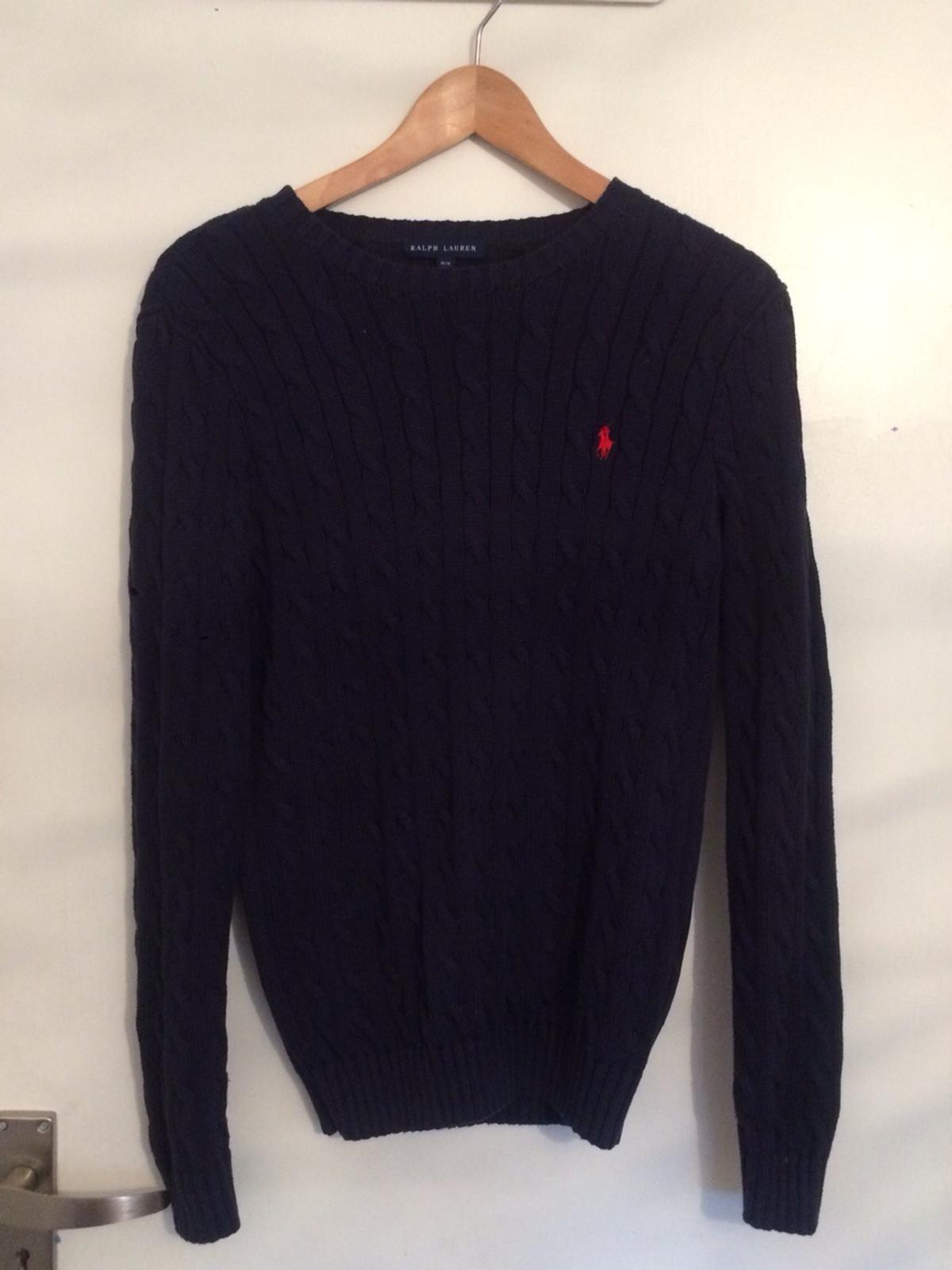64db59836fb0dd Polo Ralph Lauren Cable Knit jumper in W9 London for £25.00 for sale ...