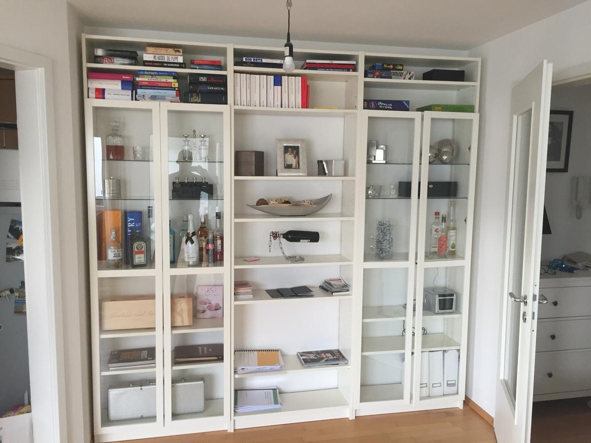 Ikea Billy Schrank Vitrine Regal In 80804 Munchen For 200 00 For Sale Shpock