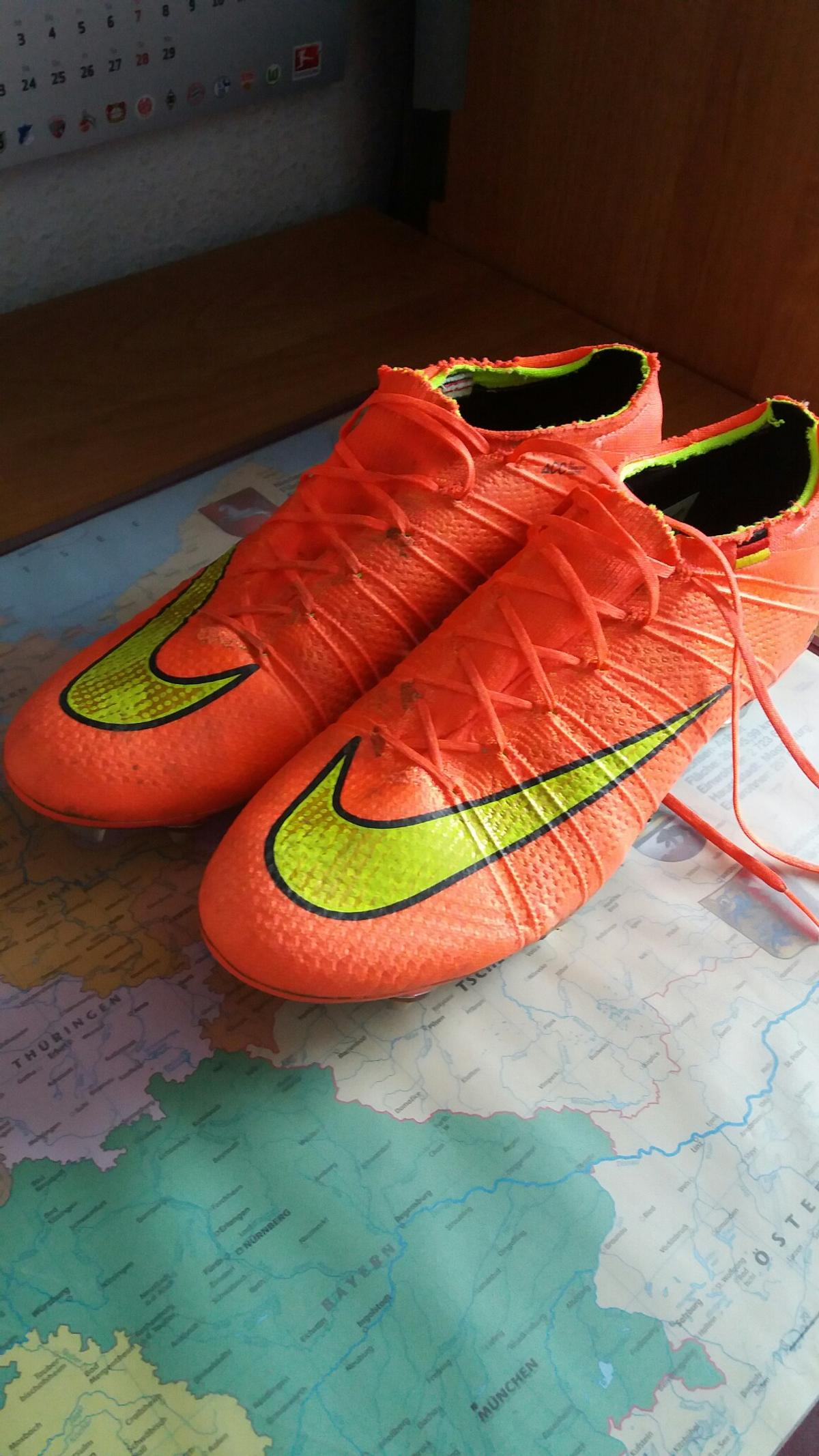 Nike Mercurial Superfly IV Custom
