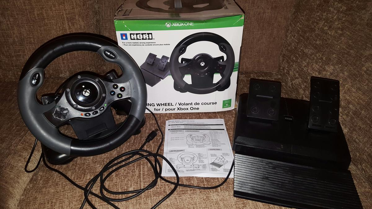 afdeafb75d5 Xbox One Hori Racing Wheel Controller in Calderdale for £40.00 for ...
