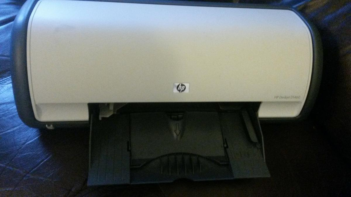 HP D1460 PRINTER DRIVERS FOR WINDOWS 7