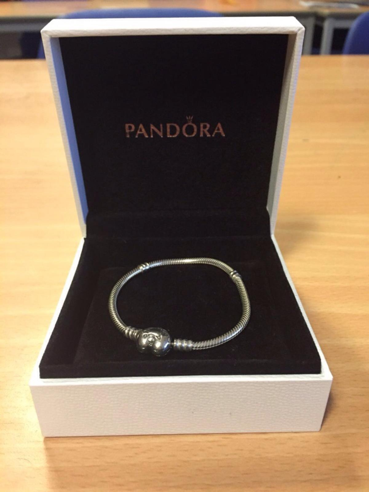 545146e9b5fc1 Pandora Charm Bracelet with Warranty in E13 London for £39.00 for ...
