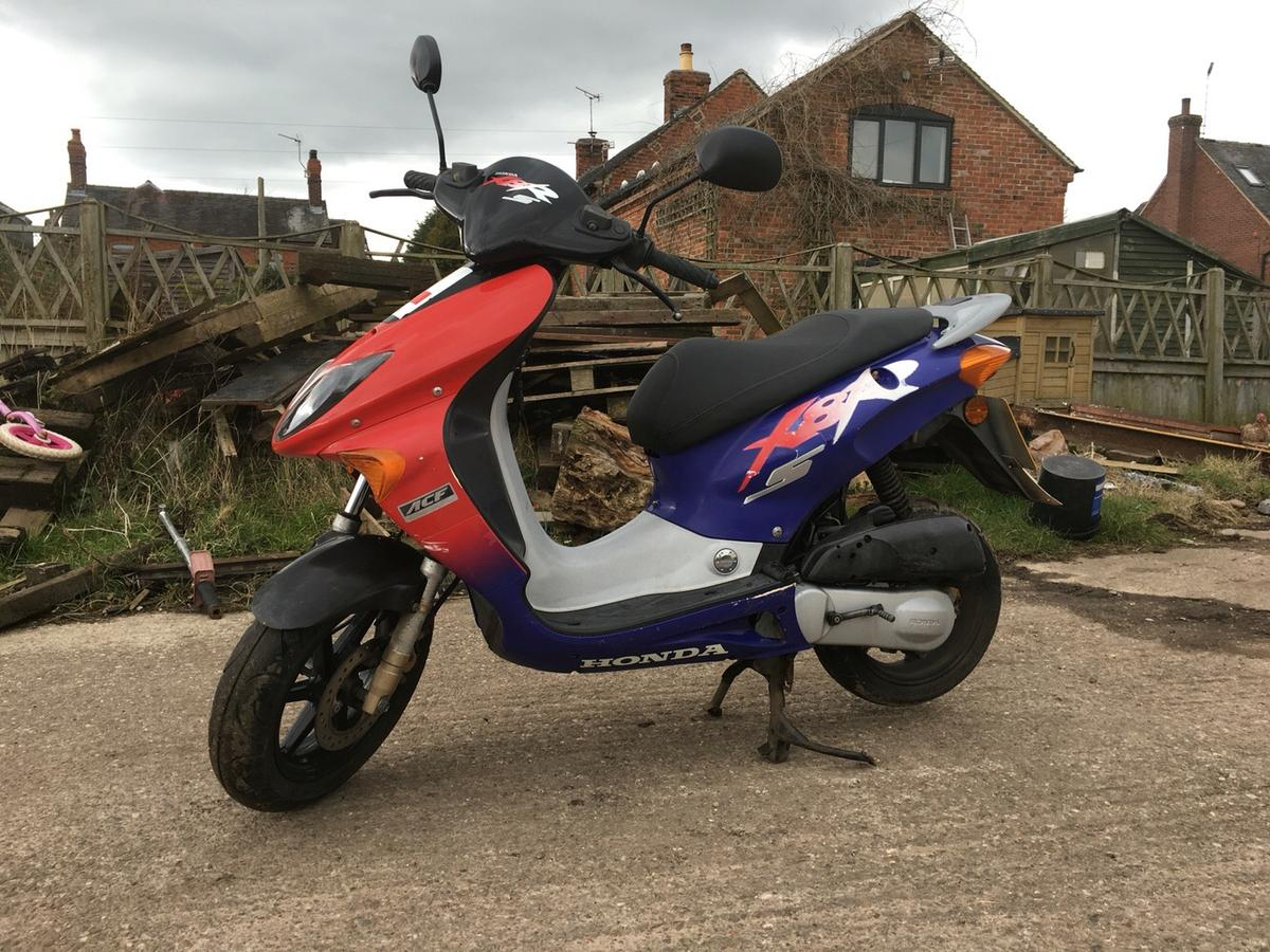 Verwonderend Honda X8R-S 50cc in ST10 East Staffordshire for £400.00 for sale LM-75
