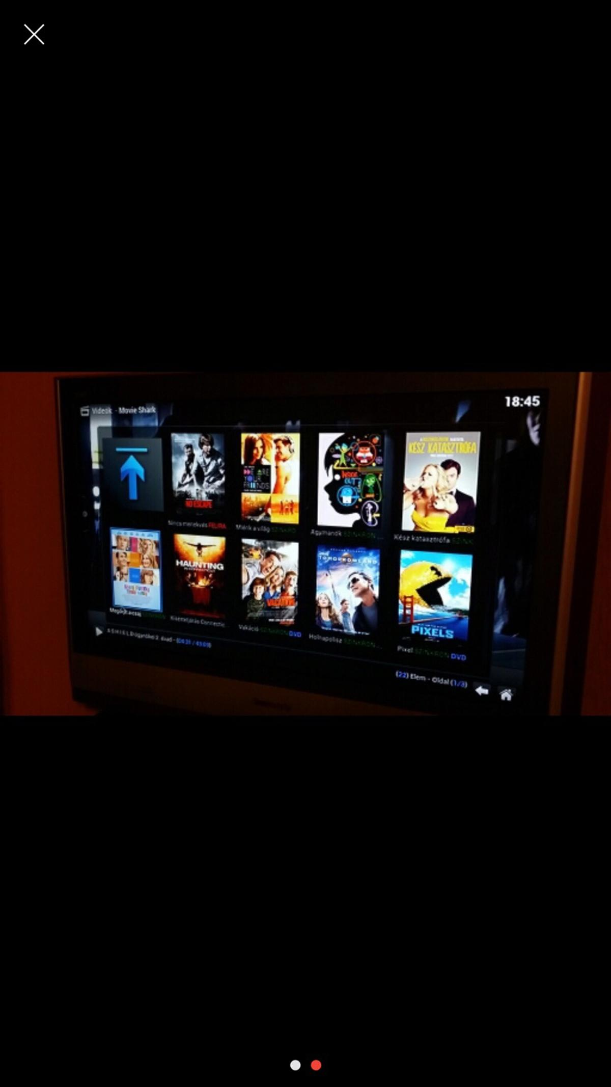 Mxq new TV box free movie sports channels in M15 Manchester for