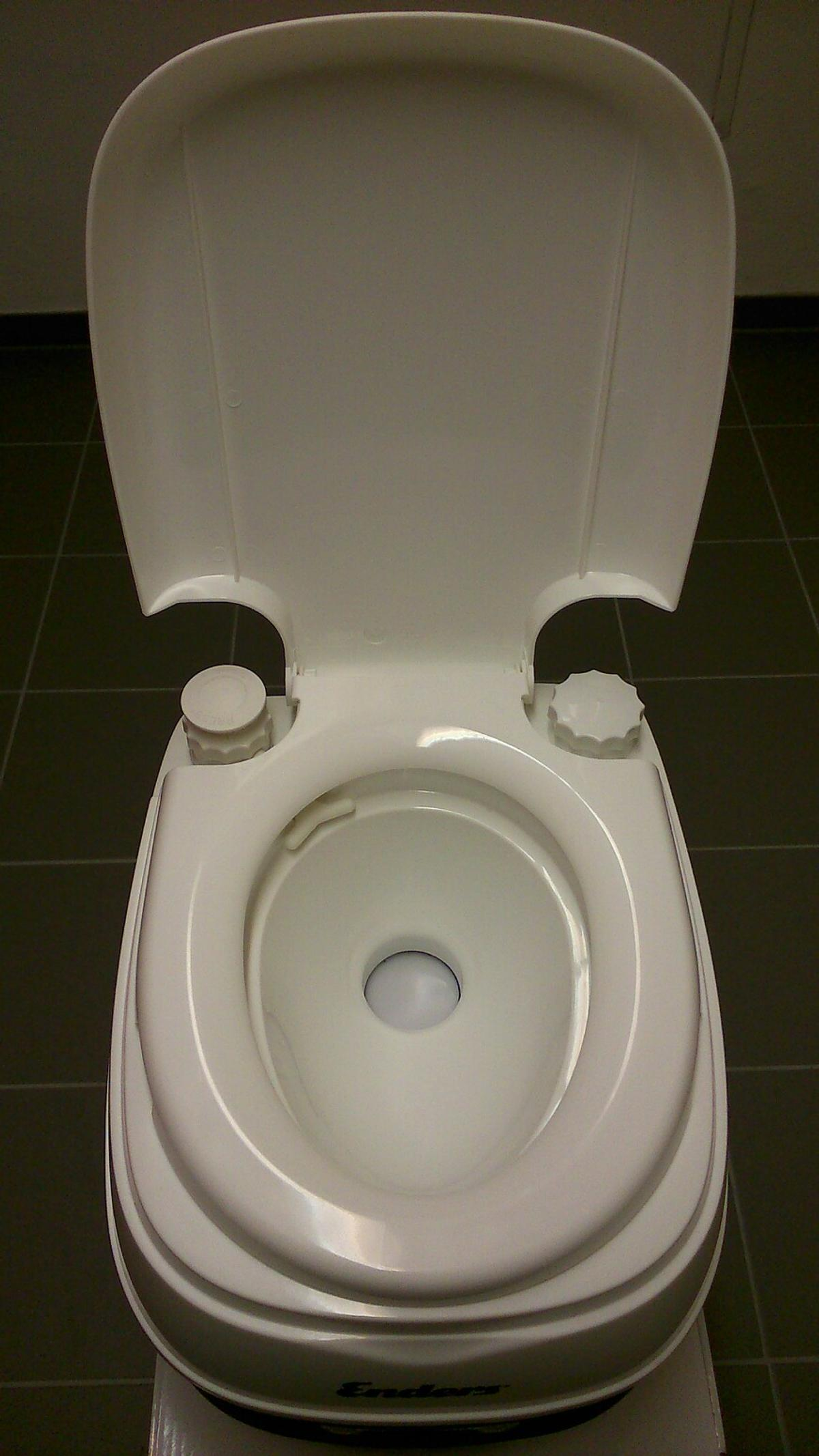 Mobil WC Enders Deluxe, Campingtoilette