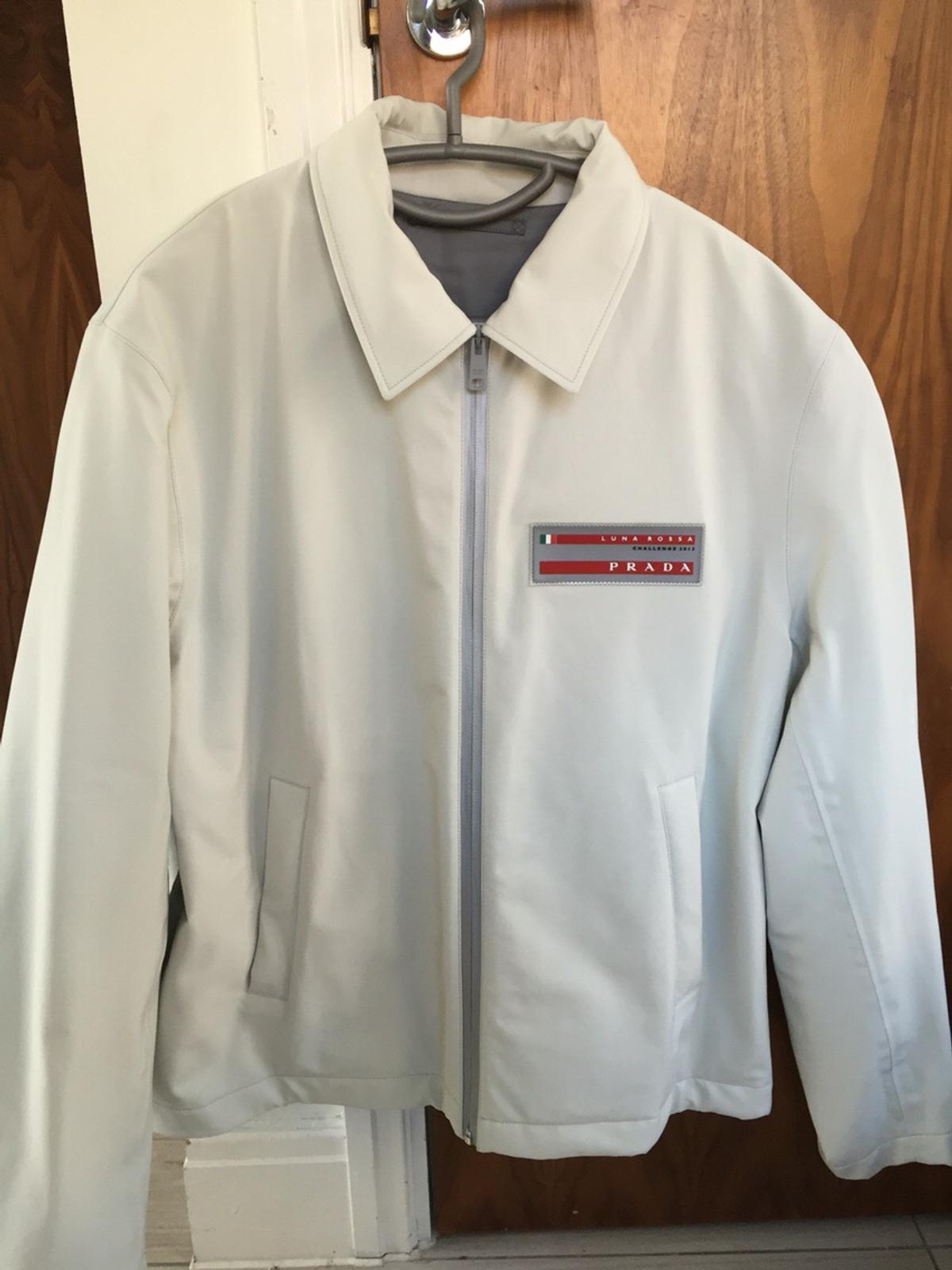e4652b51da19f Prada Luna Rossa Sports Jacket in Havant for £100.00 for sale - Shpock