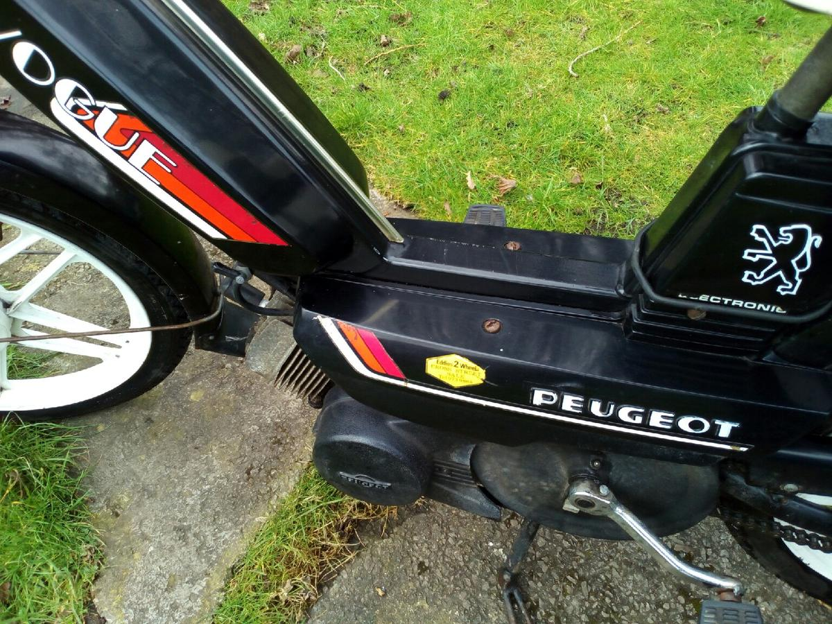 Peugeot Vogue 103 49cc pedal moped retro in CH65 Port for