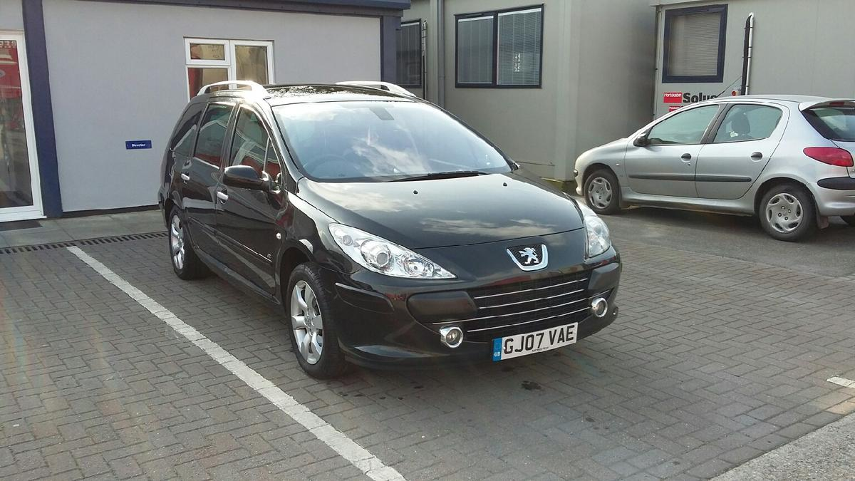 Fantastic Peugeot 307Sw Estate 2007 In Me16 Maidstone For 1 995 00 Gmtry Best Dining Table And Chair Ideas Images Gmtryco