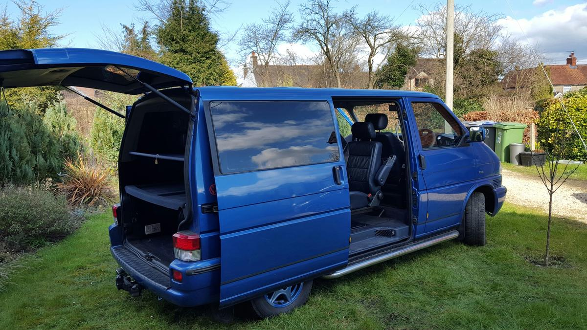 VW T4 Caravelle VR6 2 8 LPG Auto in BA14 Trowbridge for