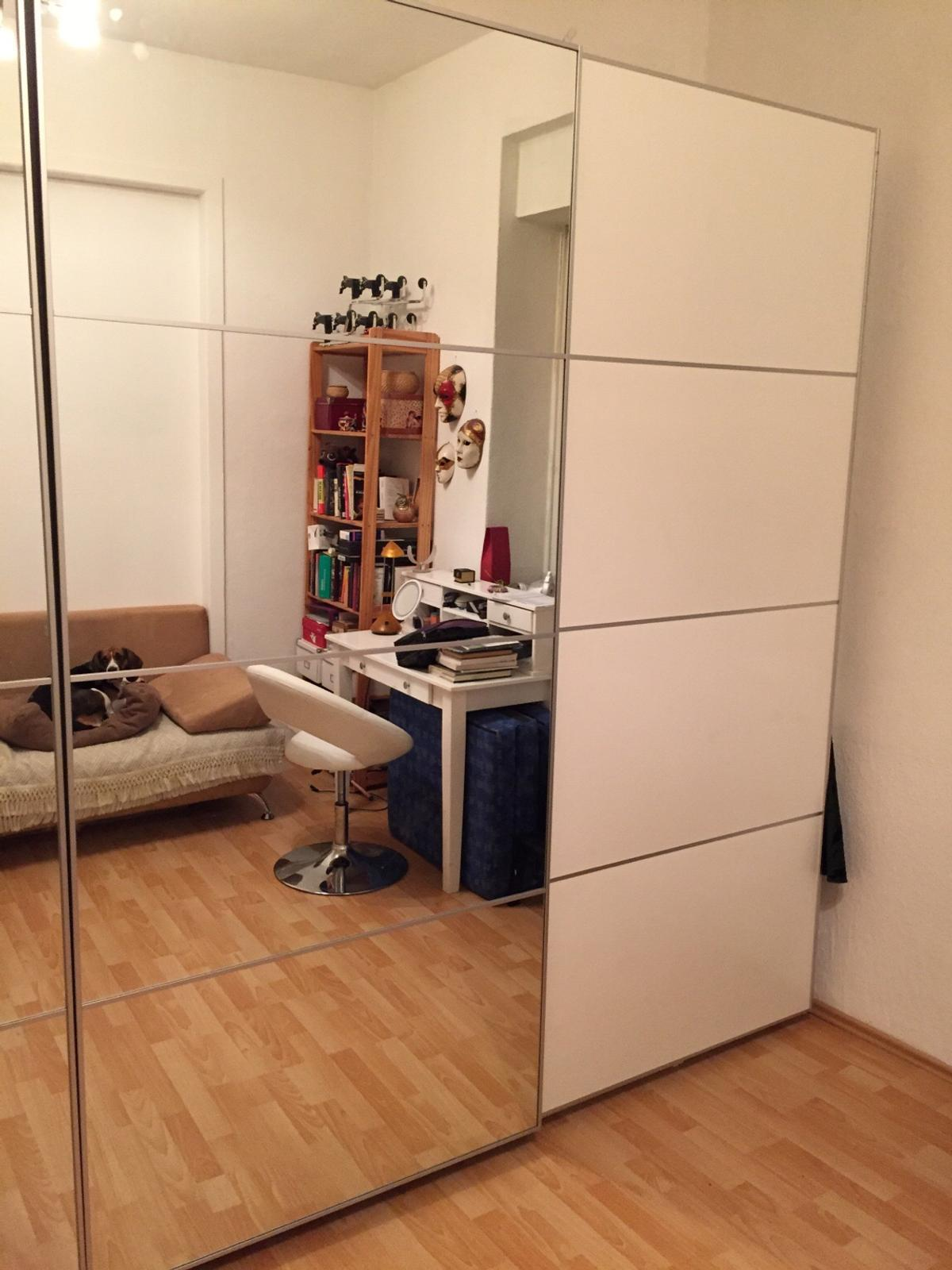Ikea Pax 4m 2x2m Schiebeturen 800 F Beide In 63065 Offenbach Am Main For 500 00 For Sale Shpock