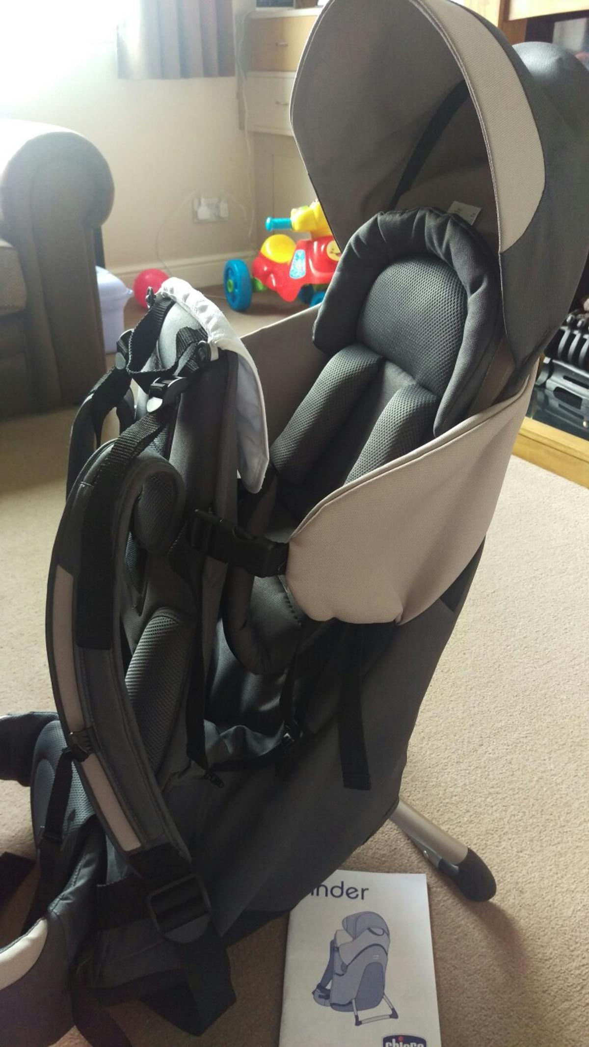 55dc6d5f3b4 Chicco Finder baby carrier   backpack in S20 Sheffield for £45.00 ...