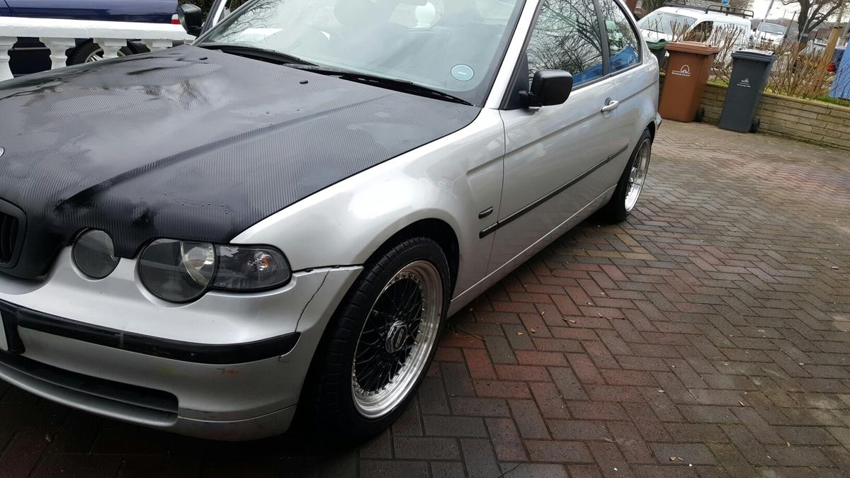 Bmw e46 325ti in E4 London for £400 00 for sale - Shpock