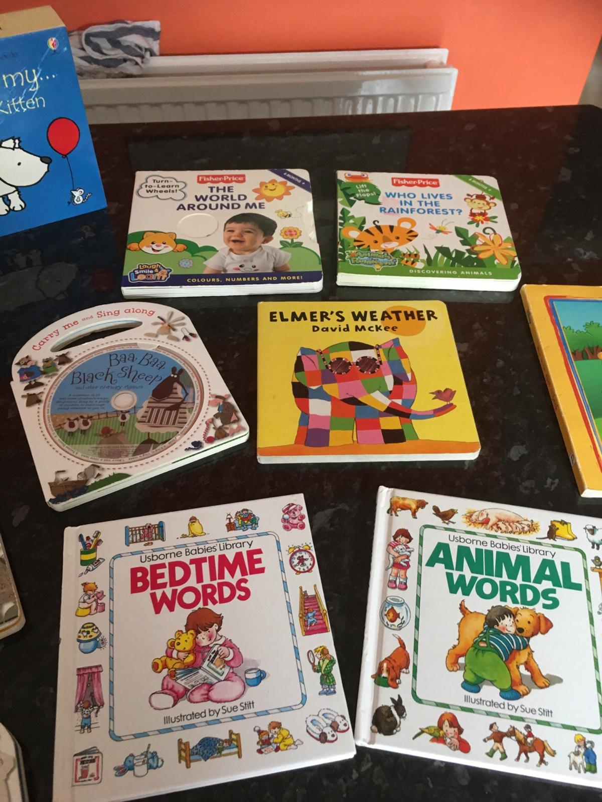 Baby / Toddler Book Collection in CV23 Rugby for £5 00 for