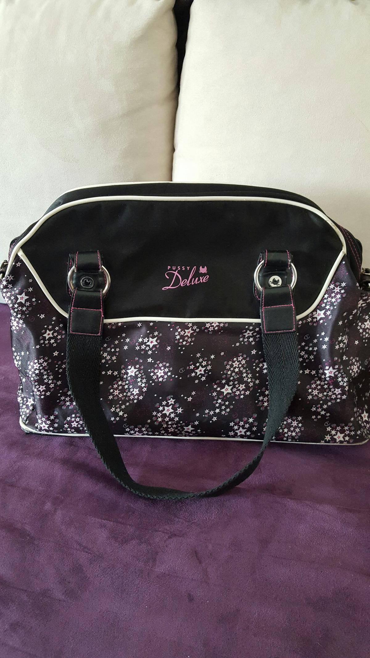 Pussy Deluxe Tasche Sterne