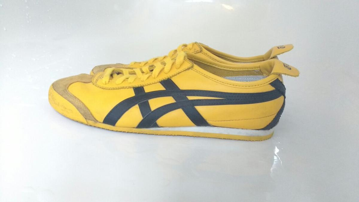 new style 4ef94 9bc8c Onitsuka tiger uk 8 trainers bruce lee