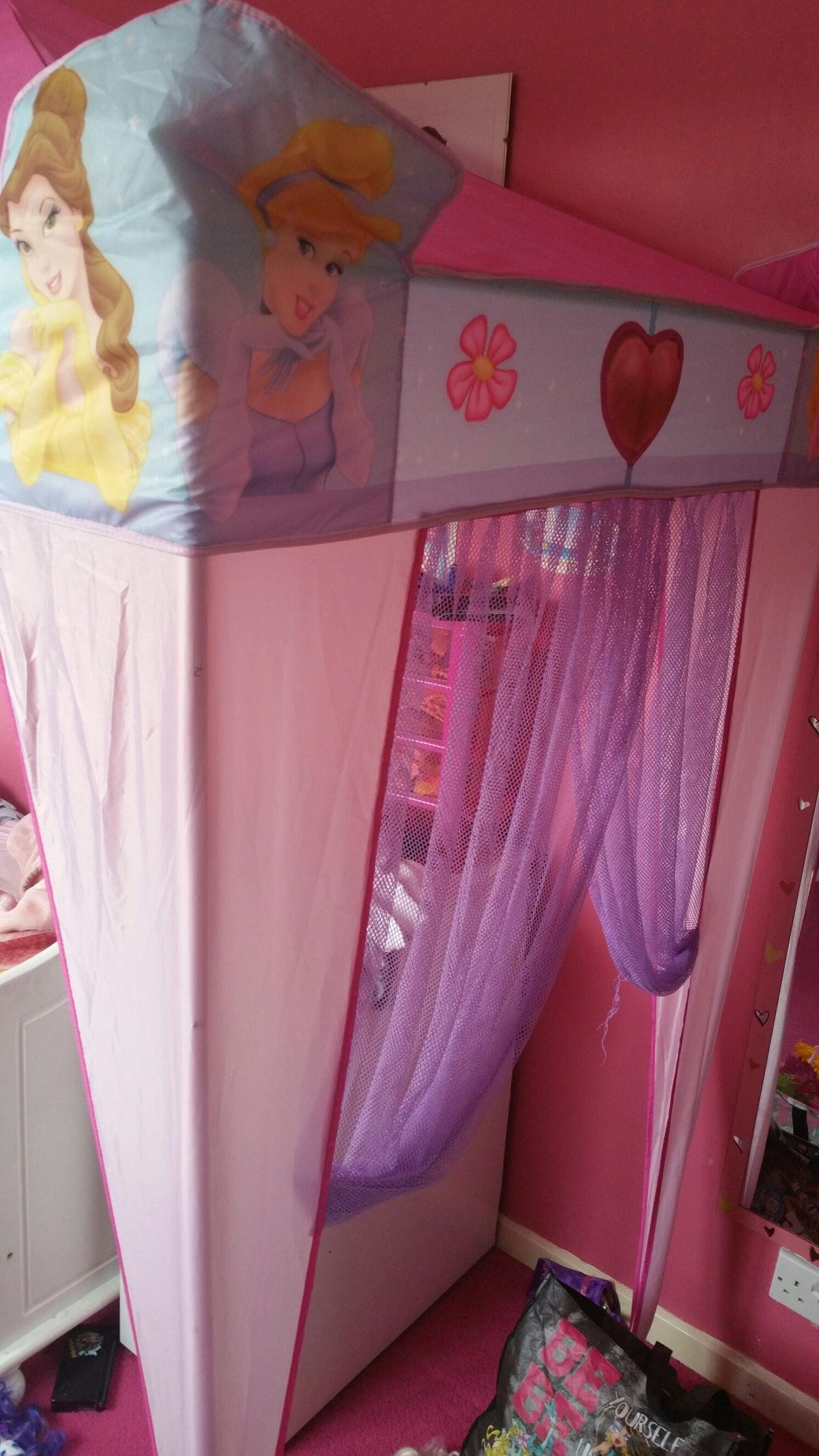 - Disney Princess Bed Canopy In SE2 London For £15.00 For Sale Shpock