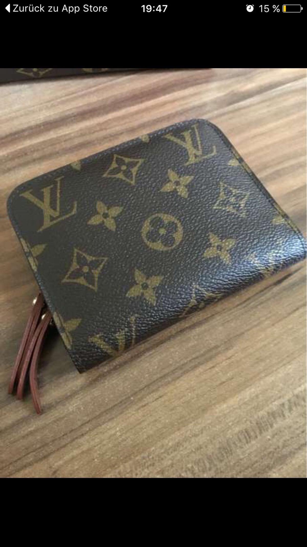 3d280f4fbce22 Original Louis Vuitton Geldbeutel in 1150 Wien für € 285