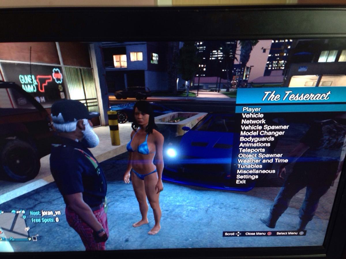 PS3 jailbroken with Gta 5 mod menu mic etc in London for £150 00 for