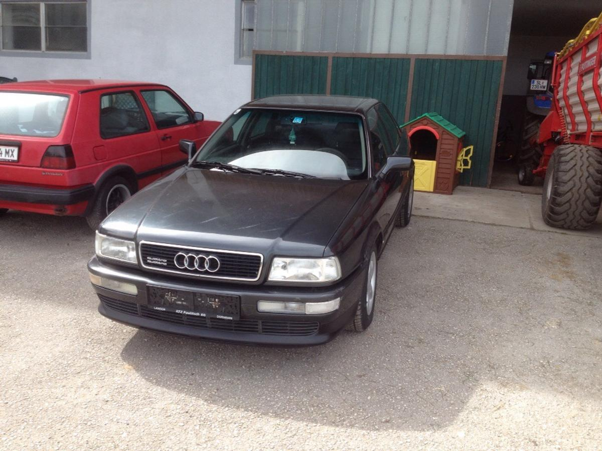 Audi 80 20 16v Competition In 5164 Matzing For 310000 For Sale