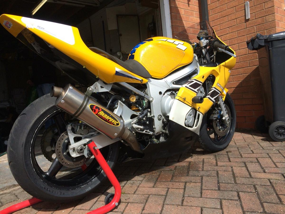 Yamaha R6 track bike in B63 Dudley for £1,800 00 for sale