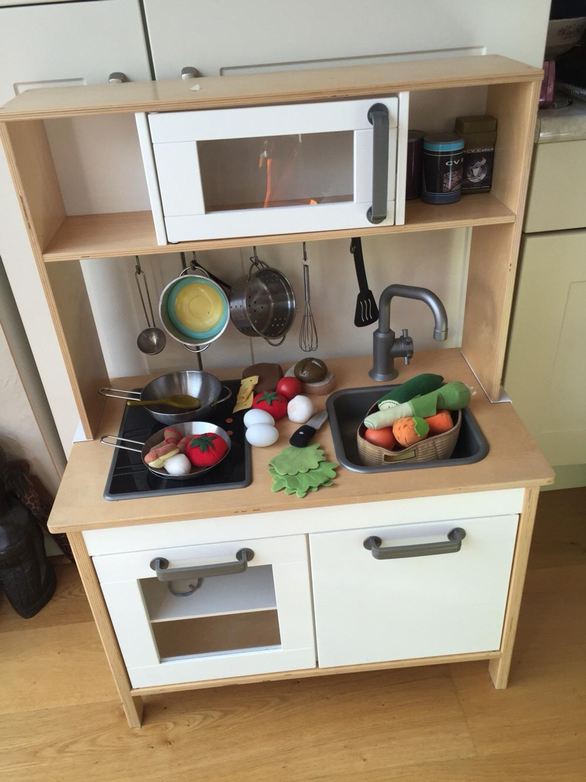 Kids Ikea Wooden Play Kitchen In Rm7 London For 40 00 For Sale