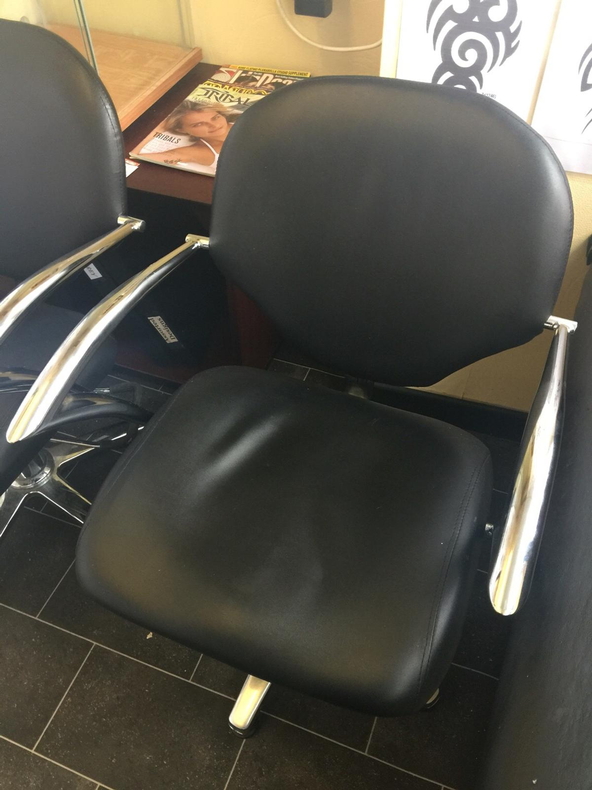 Used Salon Chairs >> Salon Hairdressing Chairs For Sale