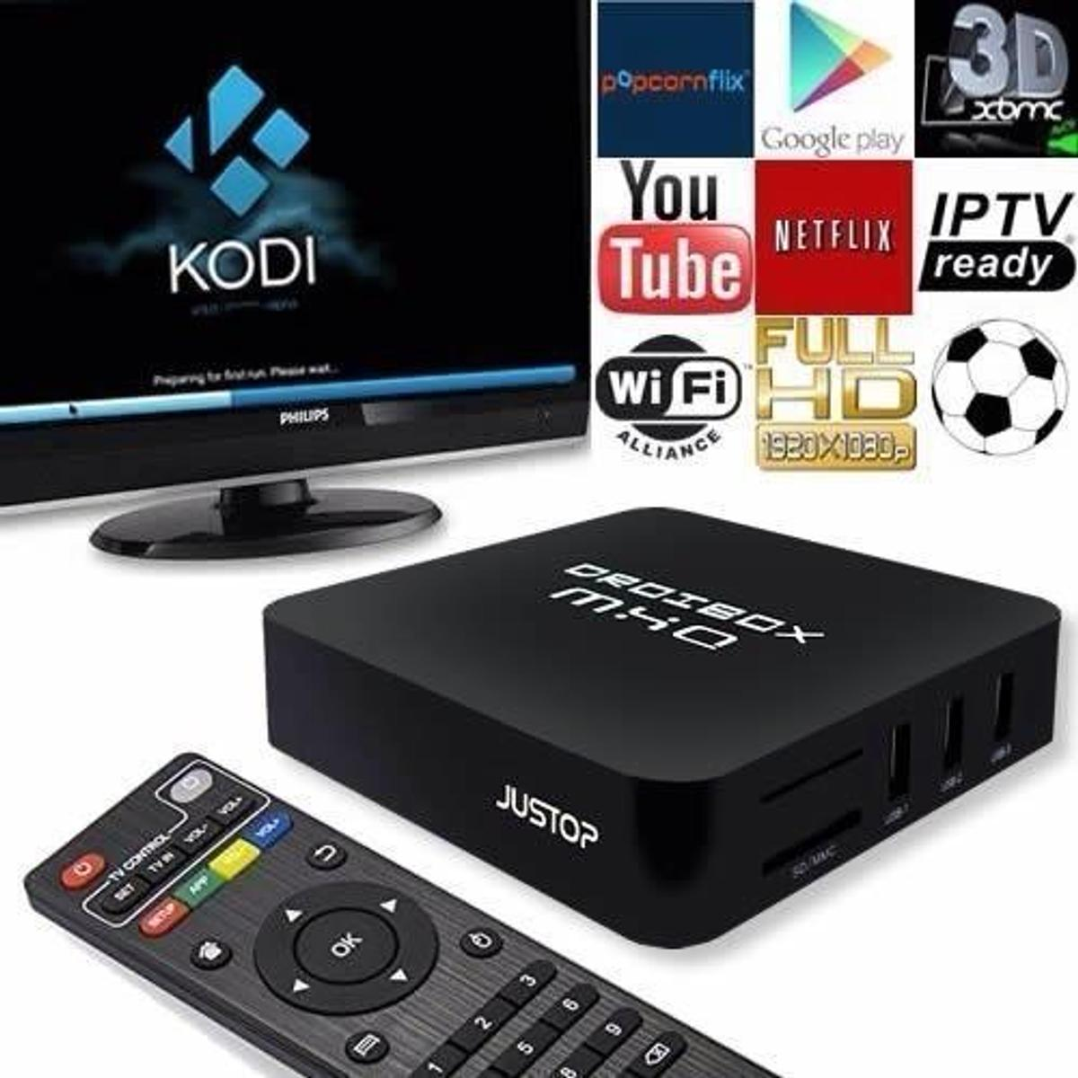 NEW ANDROID SMART TV BOX (KODI) in RM8 London for £50 00 for
