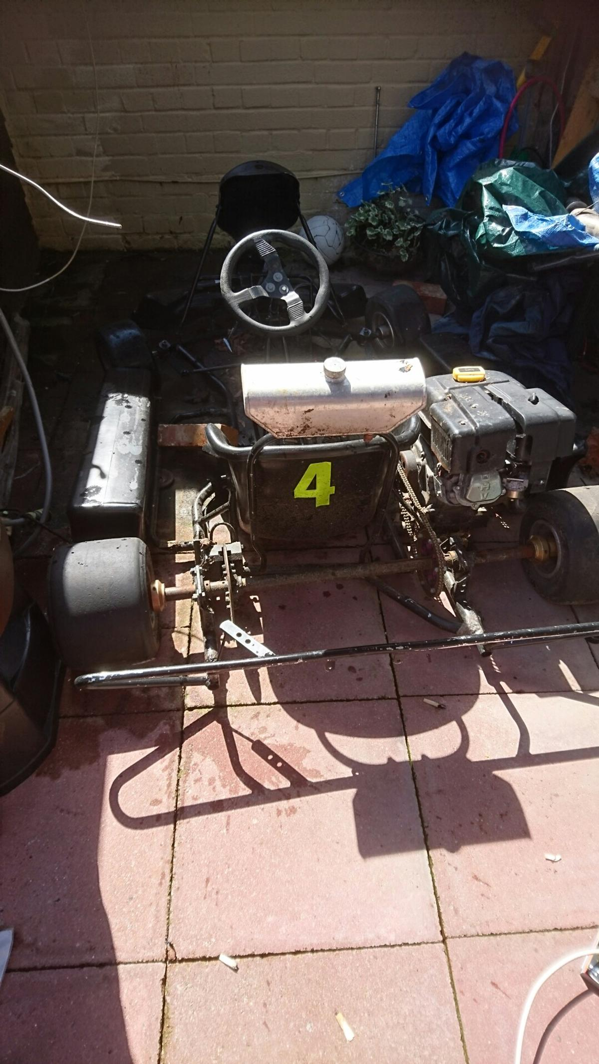 Go-kart, spares and repair in PO1 Portsmouth for £125 00 for sale