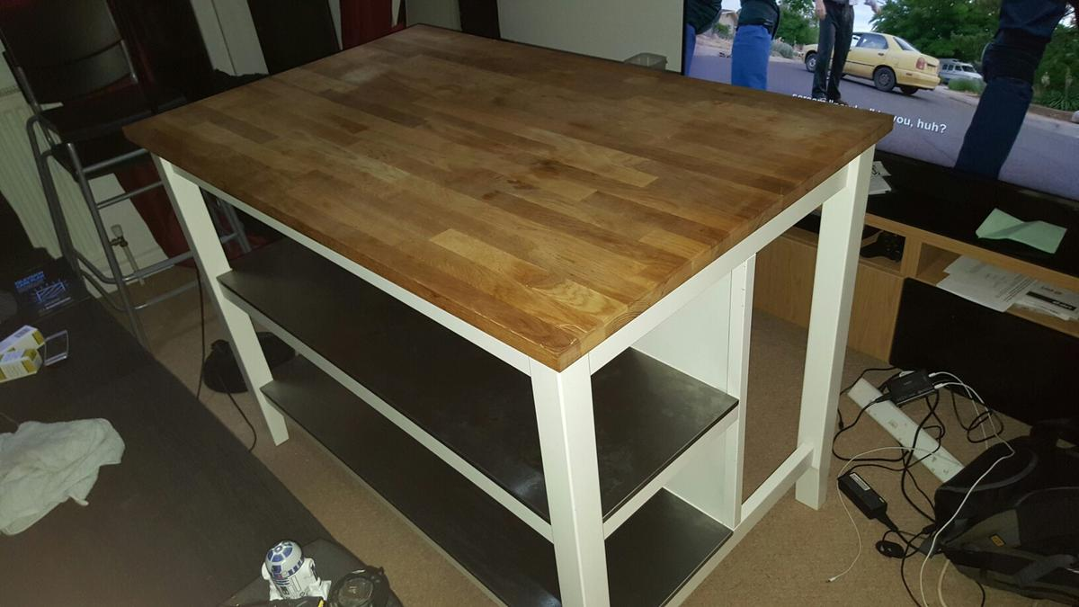 Picture of: Ikea Stenstorp Kitchen Island In Bs3 Bristol For 160 00 For Sale Shpock
