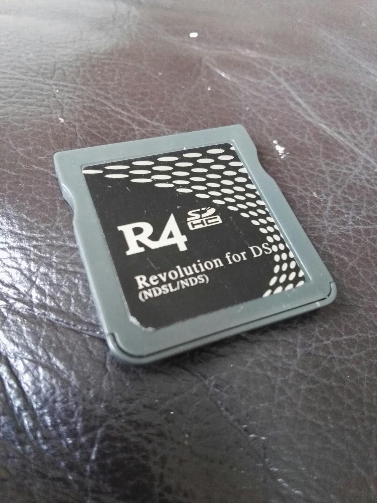 R4 3ds Firmware Install