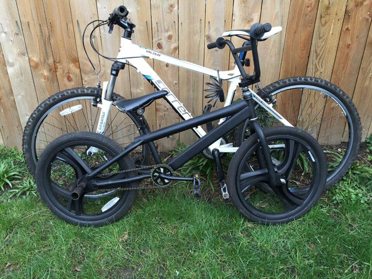 Carrera valour + blacked bmx in TS5 Middlesbrough for