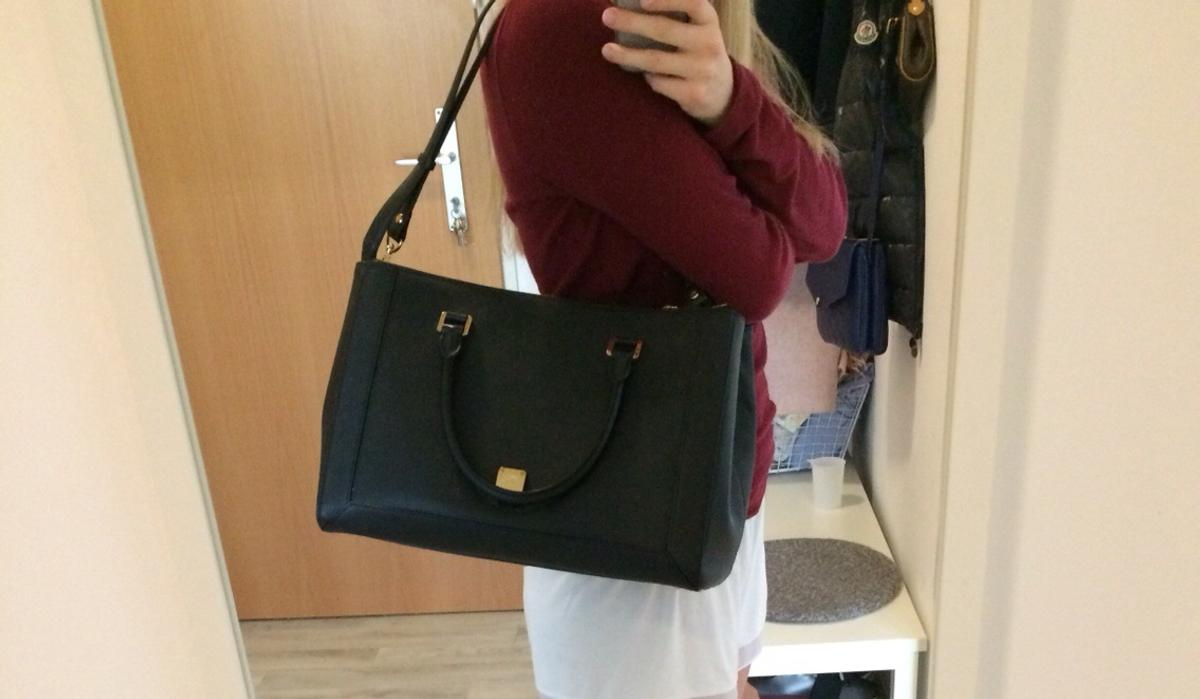 MCM Sofia Tote Large TOP ZUSTAND