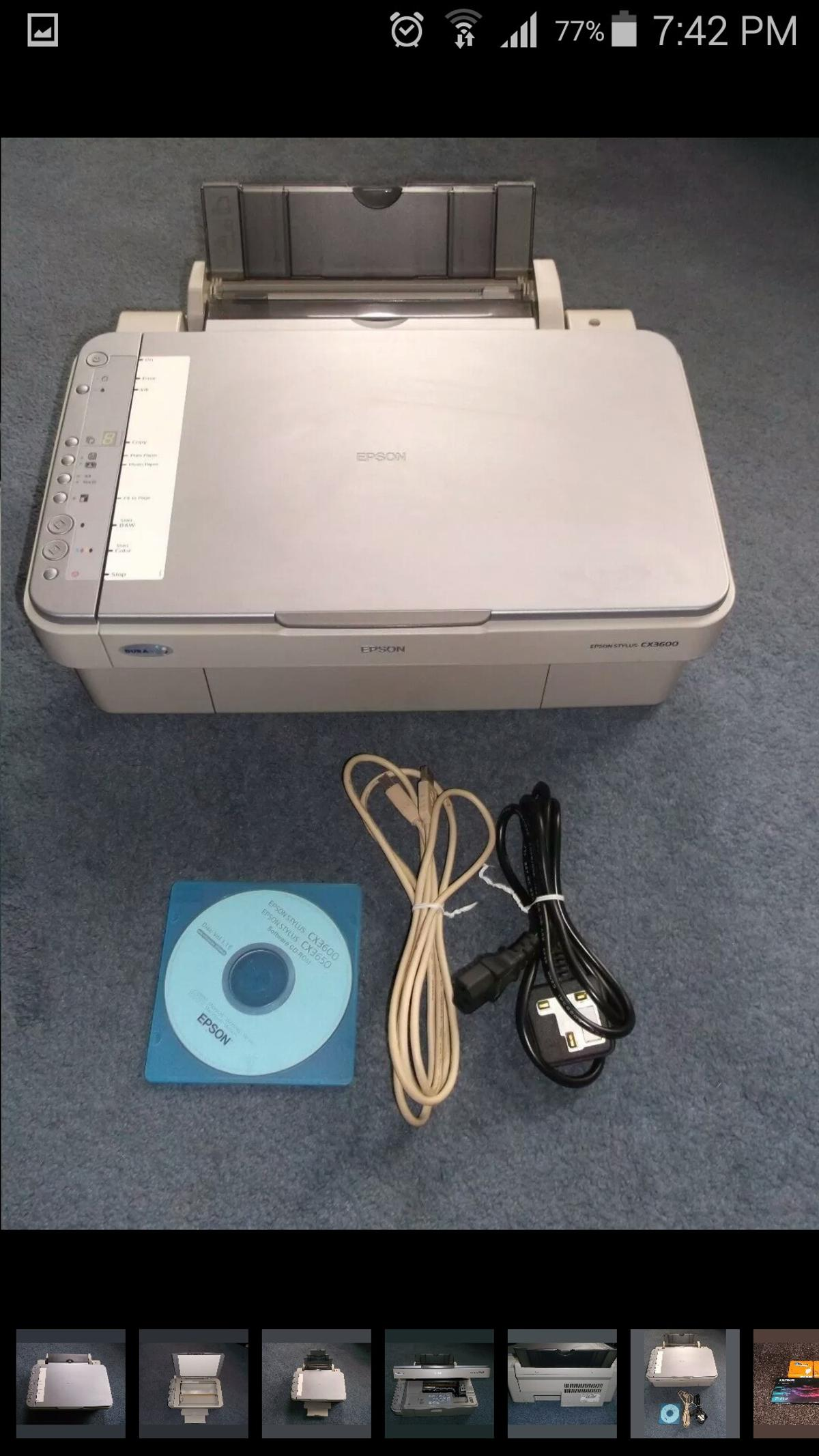 EPSON CX3600 SCANNER DRIVER FOR WINDOWS