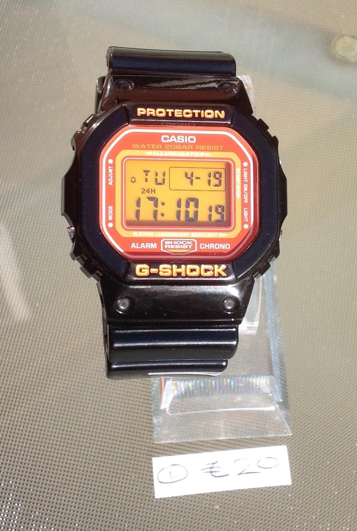 719feac83a5 Casio G-Shock DW-5600CS-1 in Warwick for £20.00 for sale - Shpock