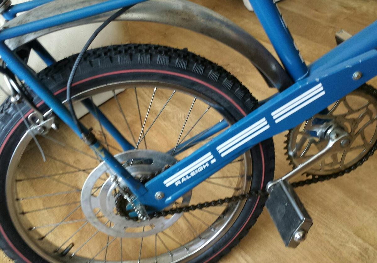 Raleigh chopper mk1 in SG13 East Hertfordshire for £380 00 for sale