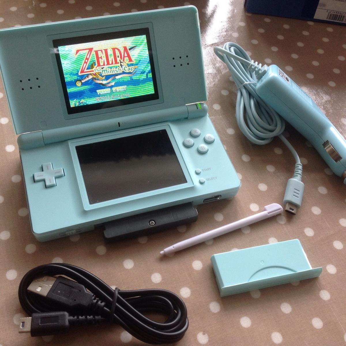 Nintendo DS lite Turquoise/ice blue in NN15 Kettering for