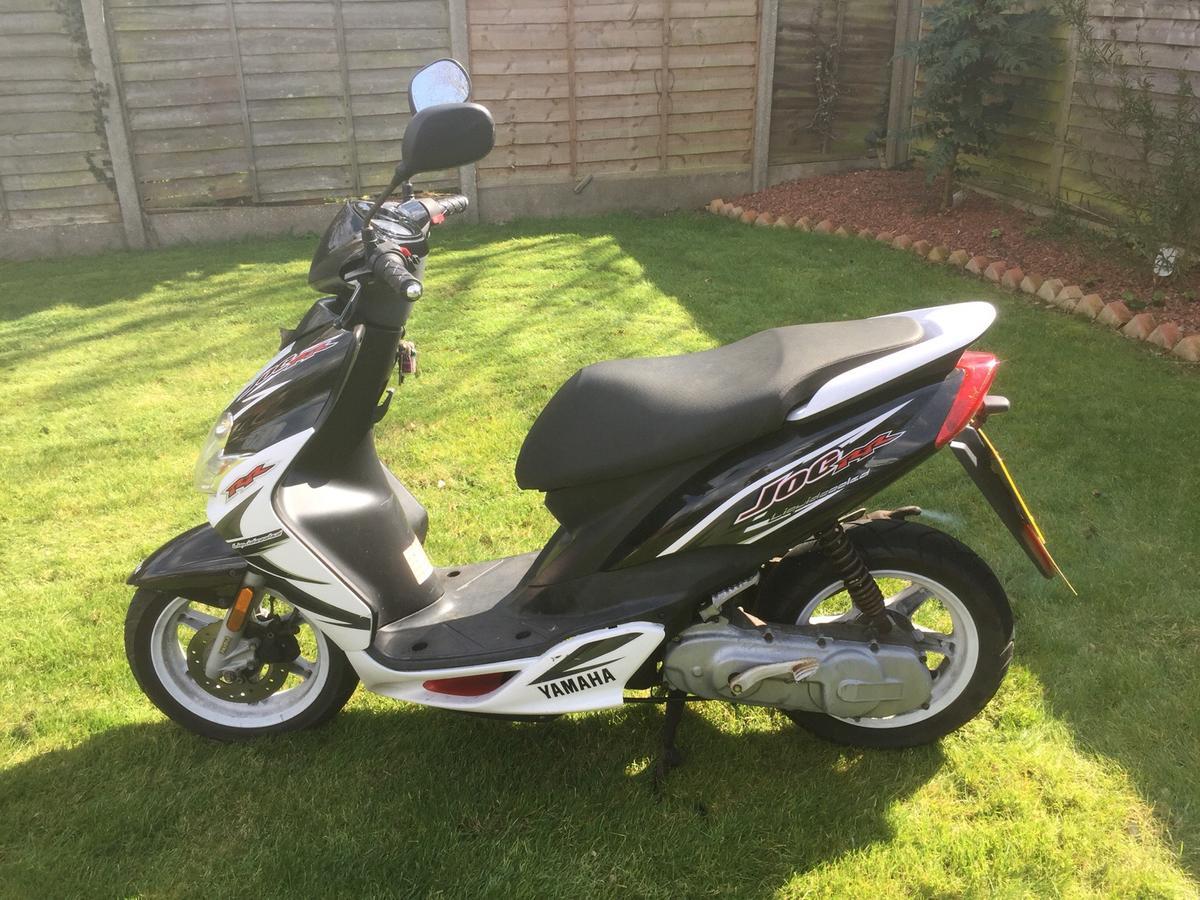 Rørig Yamaha Jog RR moped in CO3 Colchester for £700.00 for sale - Shpock BG-92
