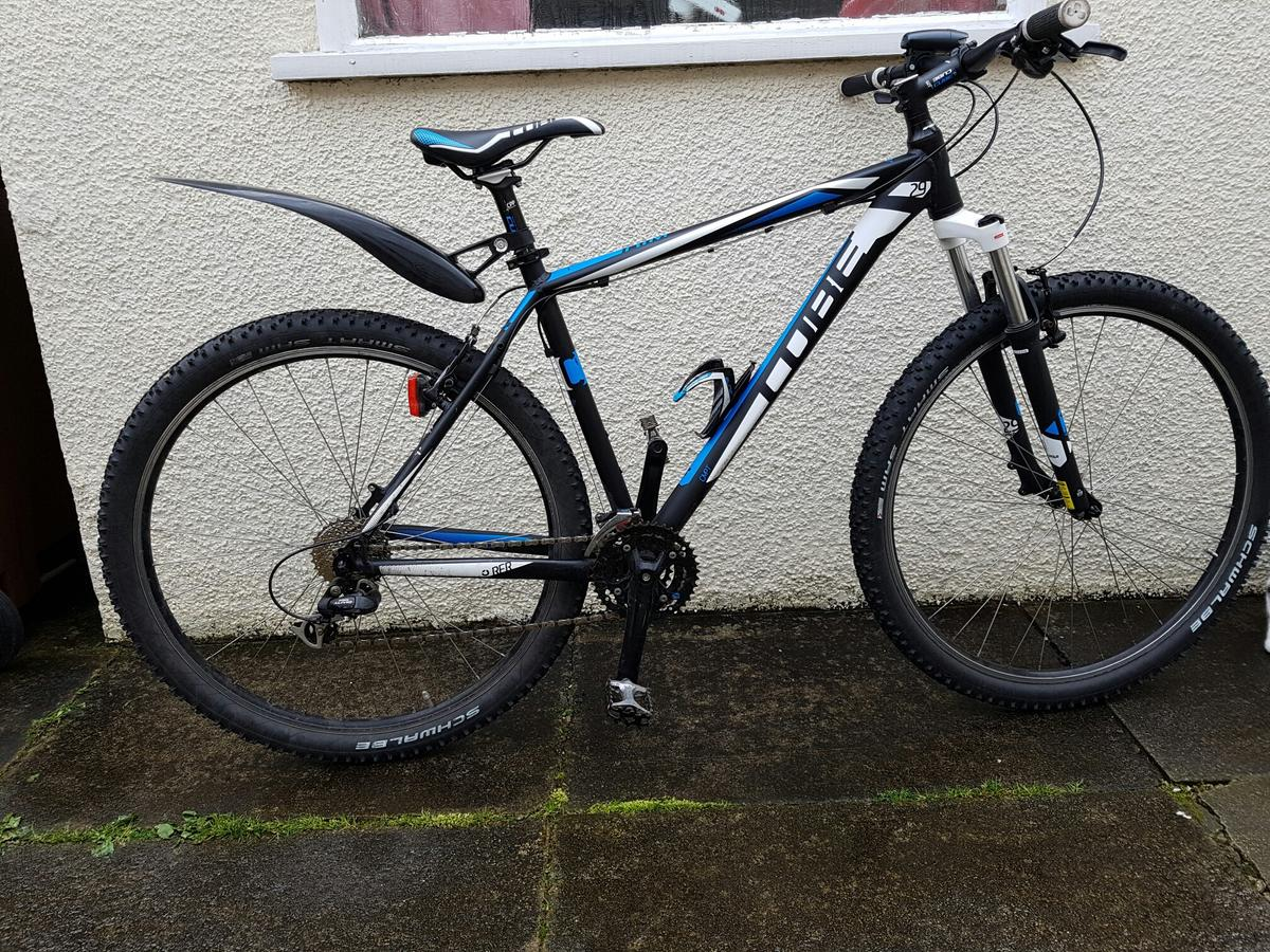 302492e6850 CUBE Aim SL Pro Mountain Bike in BL0 Bury for £230.00 for sale - Shpock