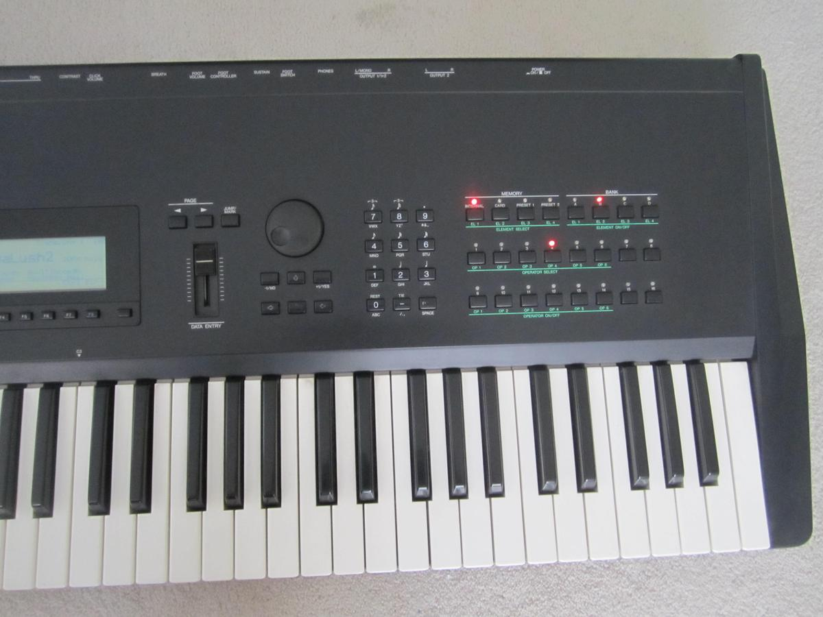 Yamaha SY77 Synth in CO3 Colchester for £225 00 for sale - Shpock
