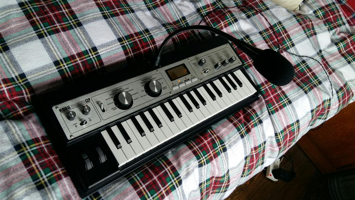MicroKorg XL Synth with Korg Soft Case in Rochester for £240 00 for
