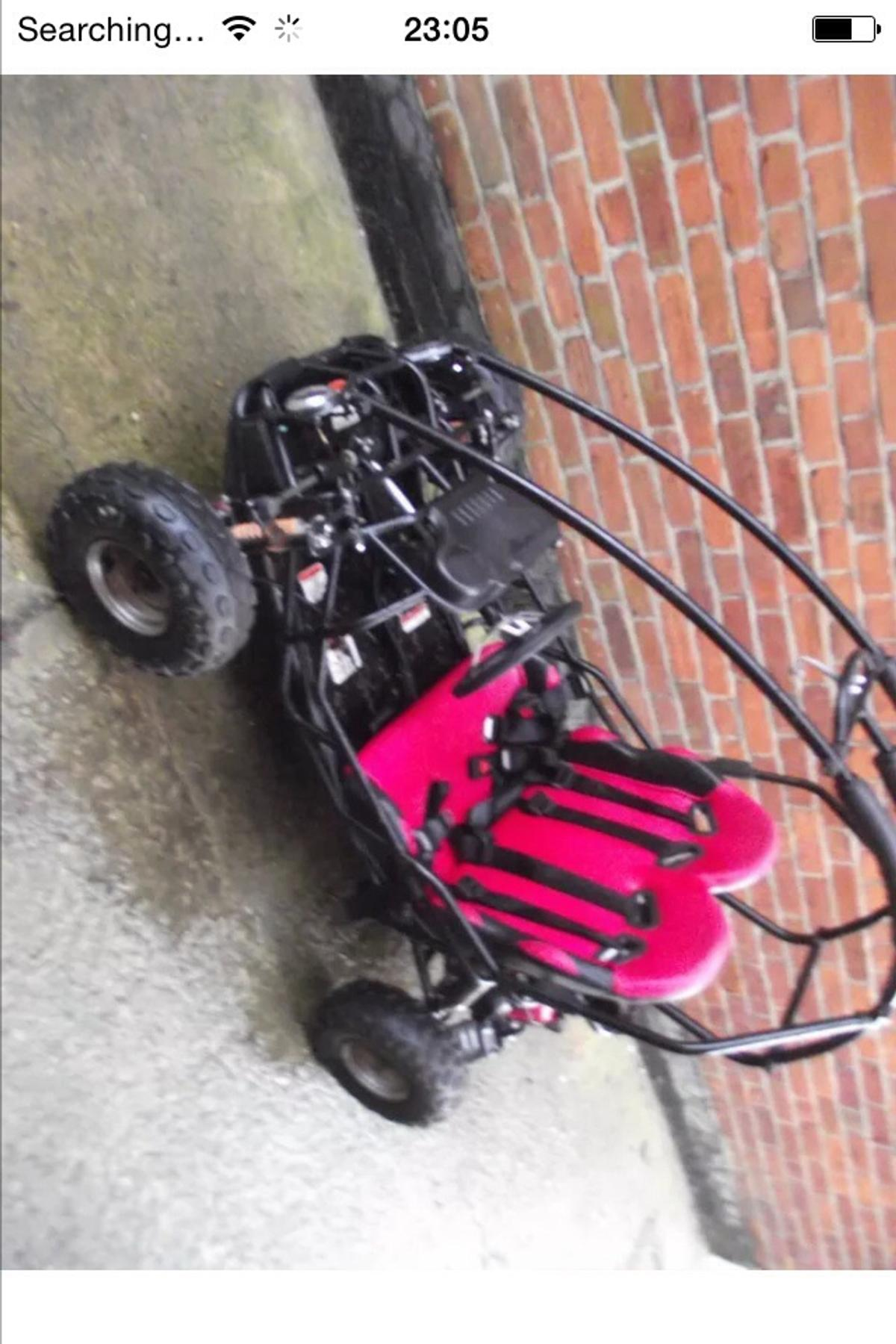 quadzilla buggy 50cc in PE19 Huntingdonshire for £220 00 for