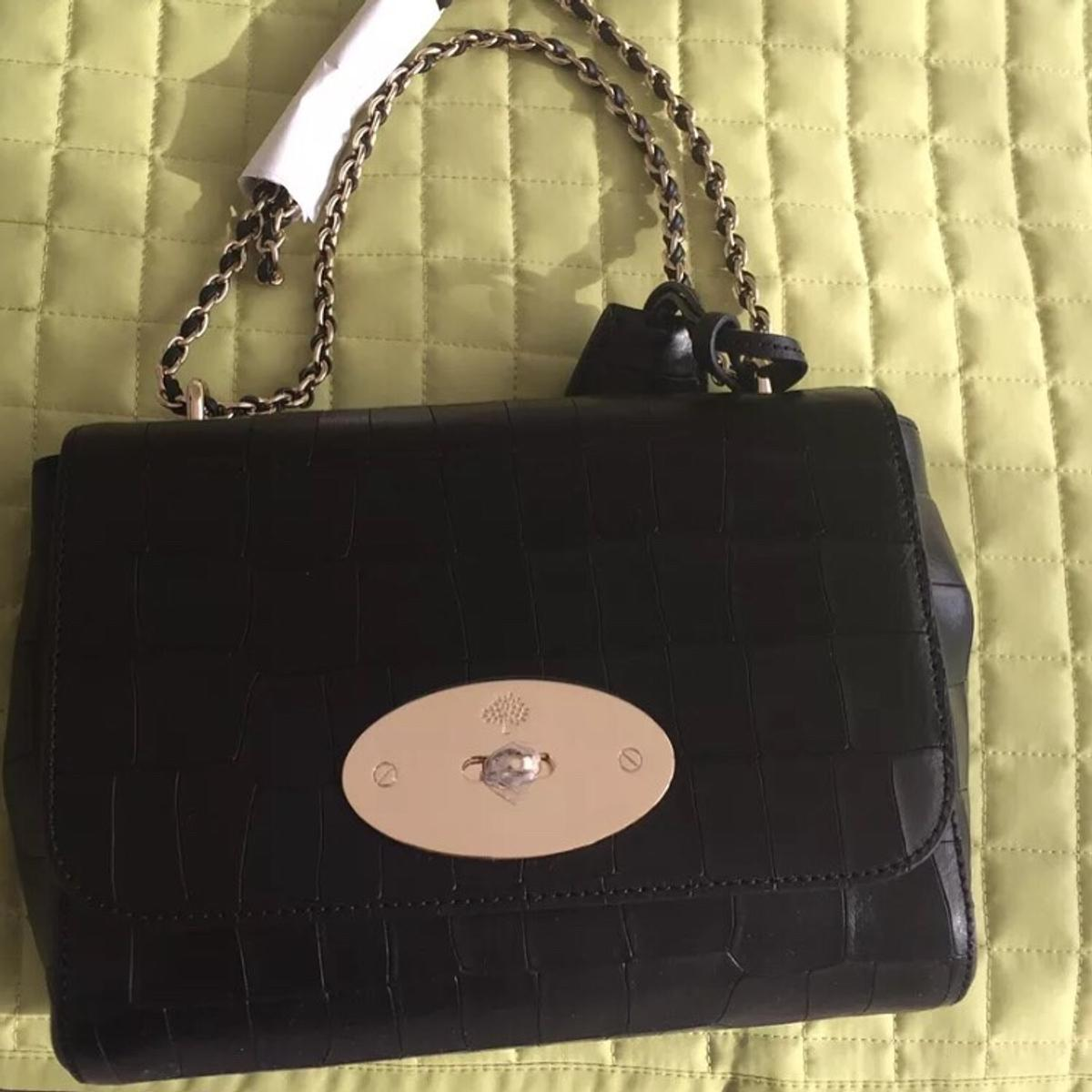 a25a98e90 Mulberry small lily black croc. Brand new wit in BR2 London for ...