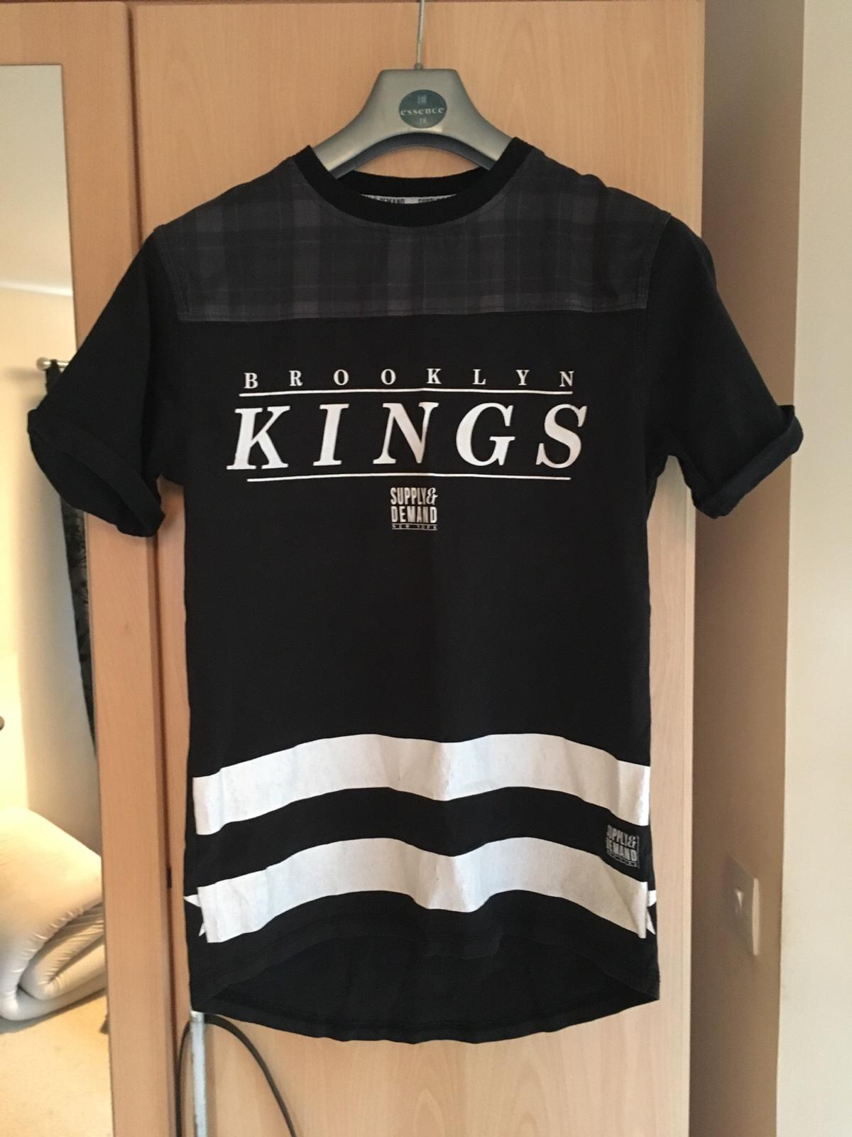 5b145aca0 Supply & Demand Brooklyn Kings Tshirt Medium in TS1 Middlesbrough ...