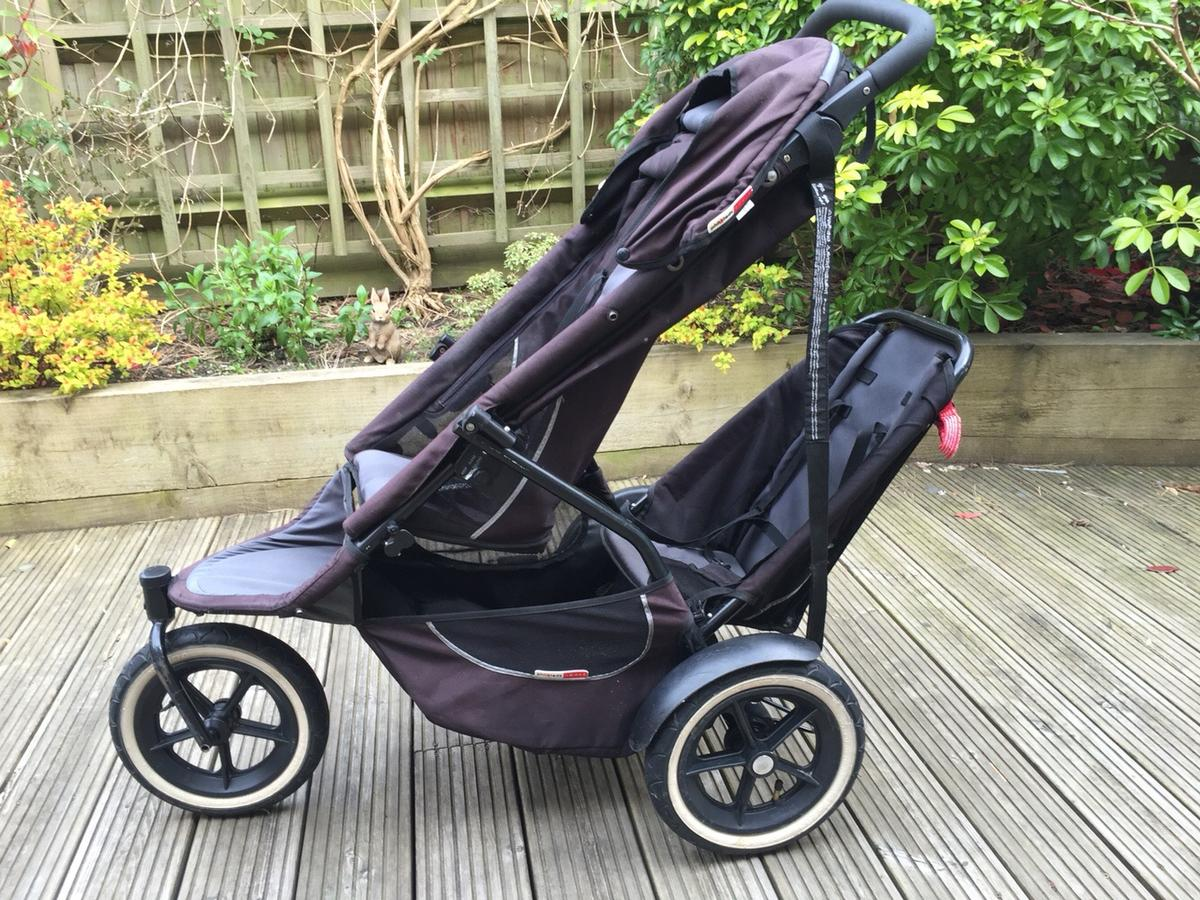 Phil And Teds Sport Double Buggy In Mid Sussex For 100 00 For Sale